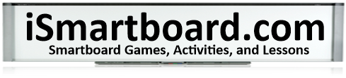 Smartboard Games, Activities, Lessons - iSmartboard.com